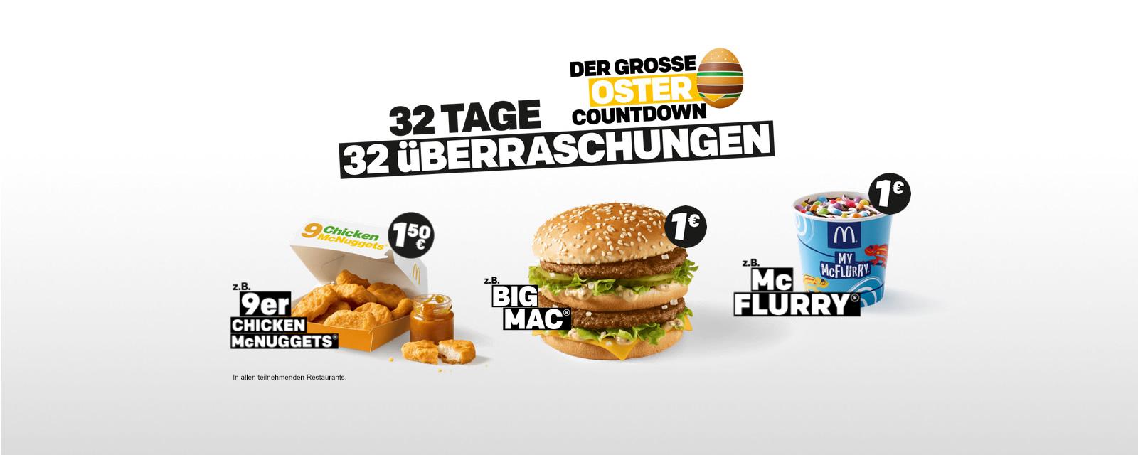 Der Große Oster Countdown