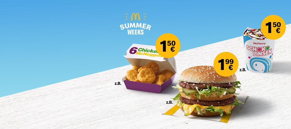 Die heißesten Deals des Sommers