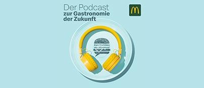 Der Podcast zur Gastronomie der Zukunft