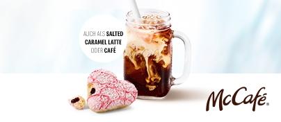 Neue Sommerhighlights im McCafé® DUO